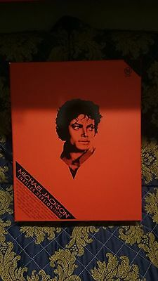 Michael Jackson Thriller version. Hot toys action figure