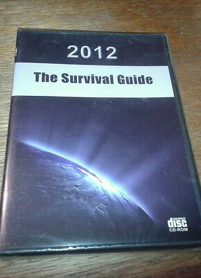 2012 the survival guide cd rom brand new and sealed