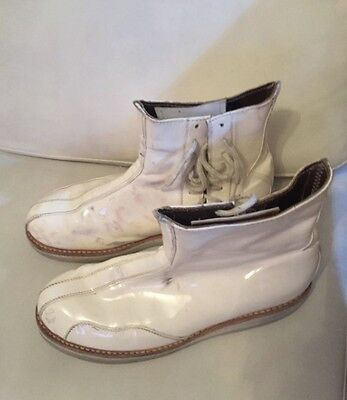 Hijo Del Sicodelico Ring Used Worn Signed Boots