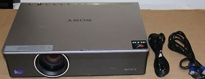 Sony VPL CX-120 3 LCD Projector.Comes With Power Cord & VGA. 1937 Hours on Lamp