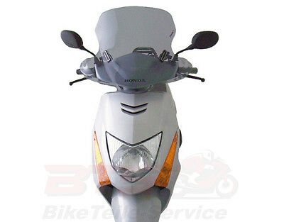 Windschild Puig City Touring smoke Honda Lead-Lead,SCV100