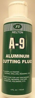 RELTON 04Z-A9 A-9 Aluminum Cutting and Drilling  Fluid, 4 oz.