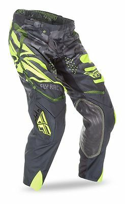 Fly EVO 2.0 Pant Black / Hi-Vis