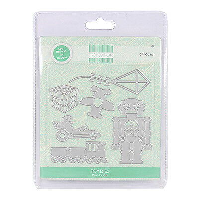 Trimcraft First Edition Universal Metal Card Craft Dies - Toys