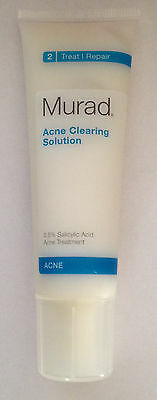 Murad Acne Clearing Solution 1.7Oz ~Acne ~NWOBB~ Free Shipping