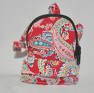 "Our Generation American Girl Journey Girl Gotz 18"" Dolls Clothes Red Backpack"