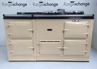 Geniune Aga Cooker 4 oven Oil Fired Young Refurbished  Reconditioned Immaculate.