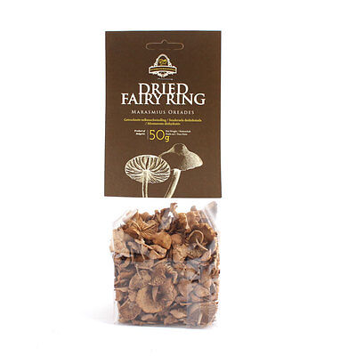 Dried Fairy Ring Mushrooms (wild mushrooms) 50 Gr. / 1.7 Oz. Pack