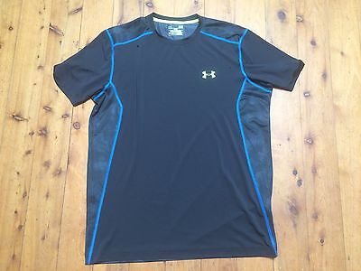 Under Armour Training T Shirt Fitted Size Large