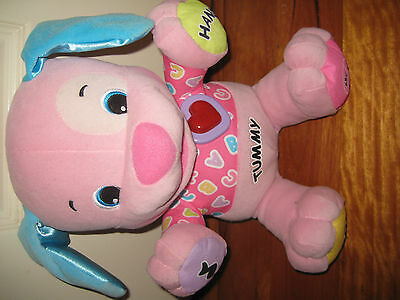 Fisher Price Girls Activity Toys Puppy