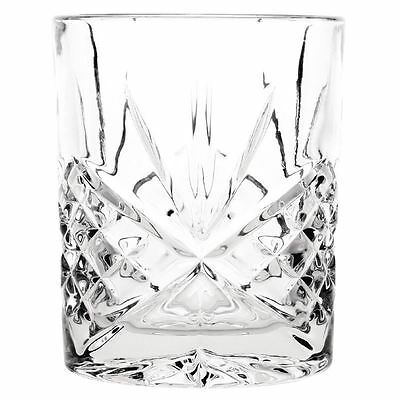 Olympia Old Duke Whiskey Glass in Clear Made of Glass 295ml / 10oz
