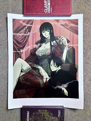 xxxHOLiC Limited Edition Lithograph (Autographed Colleen Clinkenbeard) (Poster)