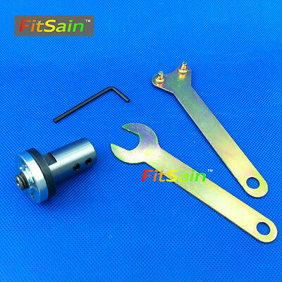 FitSain--Used for motor shaft 16mm Adapter bar for saw blade 16mm/20mm holes