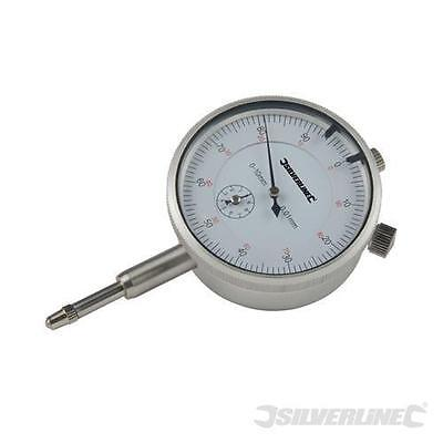Dial Test Indicator / Dti Gauge / Clock Gauge Tdc Silverline