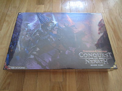 juego wargame - Conquest of Nerath - Dungeons & Dragons - Wizards of the Coast