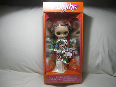 """The Ashton-Drake Galleries Blythe Doll NEVER REMOVED FROM BOX.BOX MEASURES 17"""""""