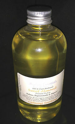 Sweet Almond Oil 100% Pure Natural Aromatherapy Carrier/Base/Soap Making 500 ml