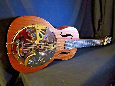 Gretsch G9210 Boxcar Square-Neck Resonator Acoustic Guitar Bluegrass/Roots/Blues