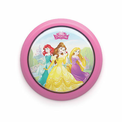 Philips Disney Princess Lámpara Mesilla LED De Pilas Portátil Techo Pared