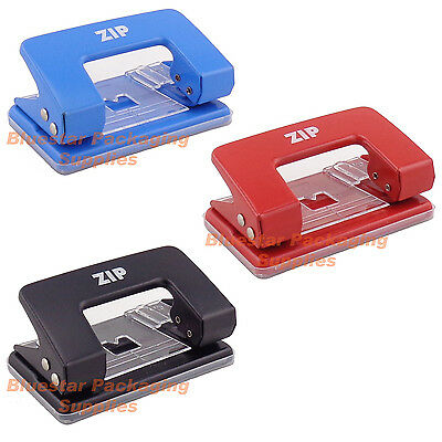 Hole Punch High Quality 2 Hole 8 Sheet Desk Paper Punch Perforator