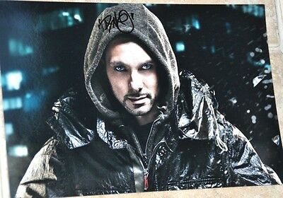 "Dynamo Signed 12"" x 8"" Colour Photo Magician Impossible"