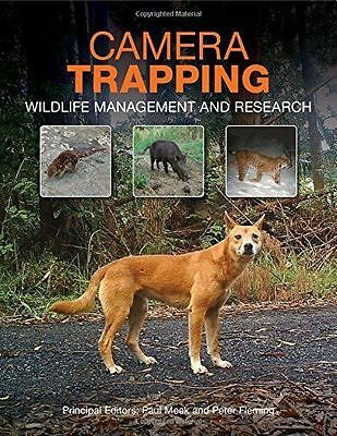 Camera Trapping: Wildlife Management and Research, 9781486300396
