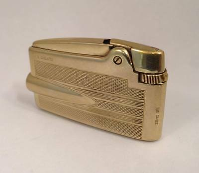 Very Rare Varaflame by Ronson Cigarette Lighter in 14K Yellow Gold