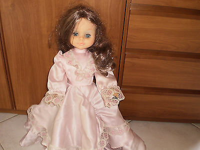 Bambola Doll Poupee Vintage Manuela Made in Italy Mattel