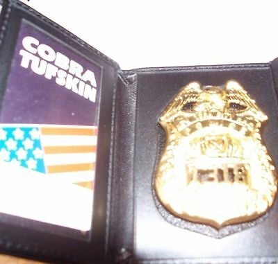 NYPD Badge bifold for SERGEANT badge