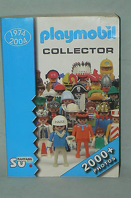Livre PLAYMOBIL COLLECTOR 1974 / 2004 plus de 2000 photos