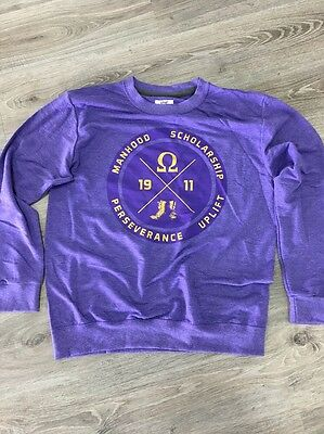 Omega Psi Phi Sweater M 3xl 3000 Picclick