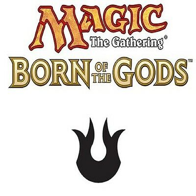 Born of the Gods Complete Set With Mythics Sealed - MTG BNG New In a Box!