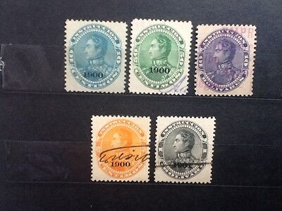 Venezuela Nice Selection of Used stamps VG Lot 4426