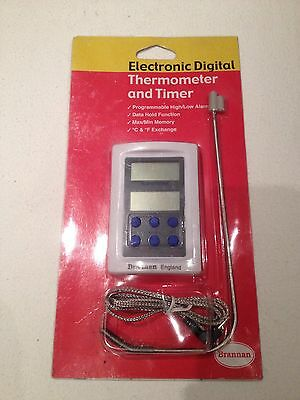 Electronic Temperature Thermometer