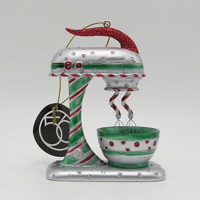 Department 56 Mrs Claus Sweet Shoppe Kitchen Stand Mixer 4053012