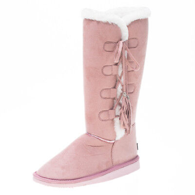 Mooloola Jamie Ugg Boots in Pink
