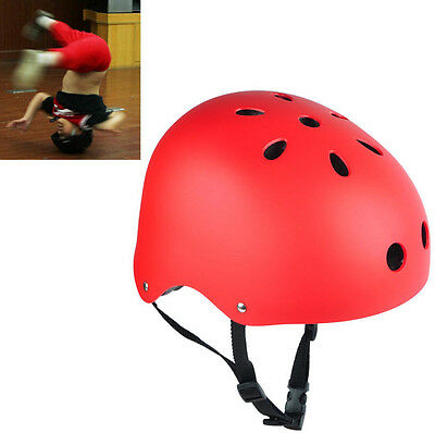 Skateboard Bike Helmet Size S M RED BRAND NEW