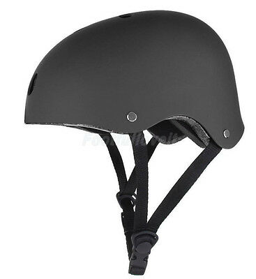 Skateboard Bike Helmet Size S BLACK BRAND NEW