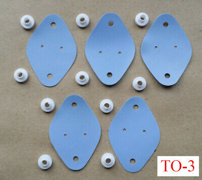 TO-3 /TO-220 Power Transistor Insulator Set with Bushing/Washer