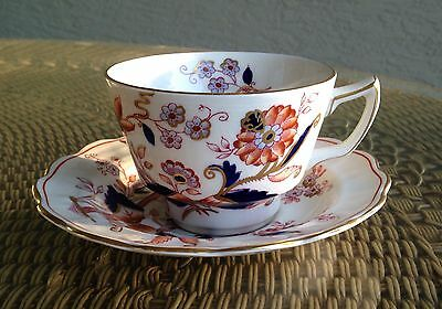 Booths Fresian A8022 Demitasse Cup & Saucer Set Excellent Condition