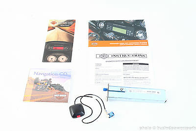 New Genuine Harley Davidson Advanced Audio Navigation Module Kit 2006-13 Touring