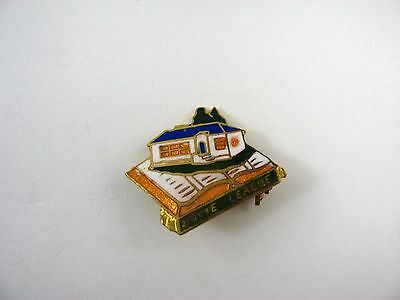 Vintage Collectible Pin: HOME LEAGUE Salvation Army