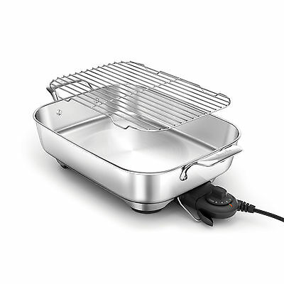 Breville BEF500 Thermal Pro Stainless Steel Frypan