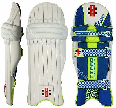 Gray Nic Omega GN5.5 Cricket Batting Pad + AU Stock + Free Ship + FREE $10 Inner