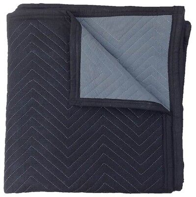 """Deluxe Moving Blankets (12-Pack) - Delivered 2 Business Days - Size: 72"""" X 80"""" -"""