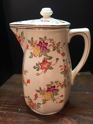 VINTAGE TEAPOT, HOLLYWOOD CHINA MADE IN JAPAN - No Reserve