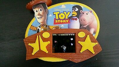 Woodys Rodeo Roundup Rare Toy Story LCD Handheld Game