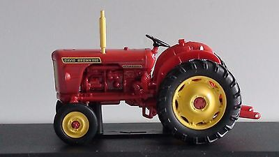 David Brown 990 Implematic Tractor – 1963 Diecast Scale 1/43 New No Box
