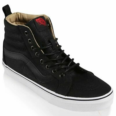 VANS SK8-HI REISSUE PT BLACK SHOES AUST SELLER VN-0XS3JSP MILITARY TWILL sk8  hi