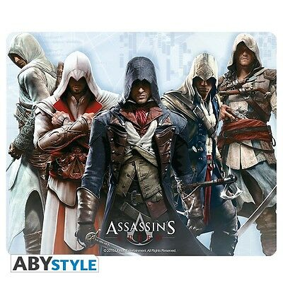 Tapis de souris ASSASSIN'S CREED - Assassin's Creed groupe